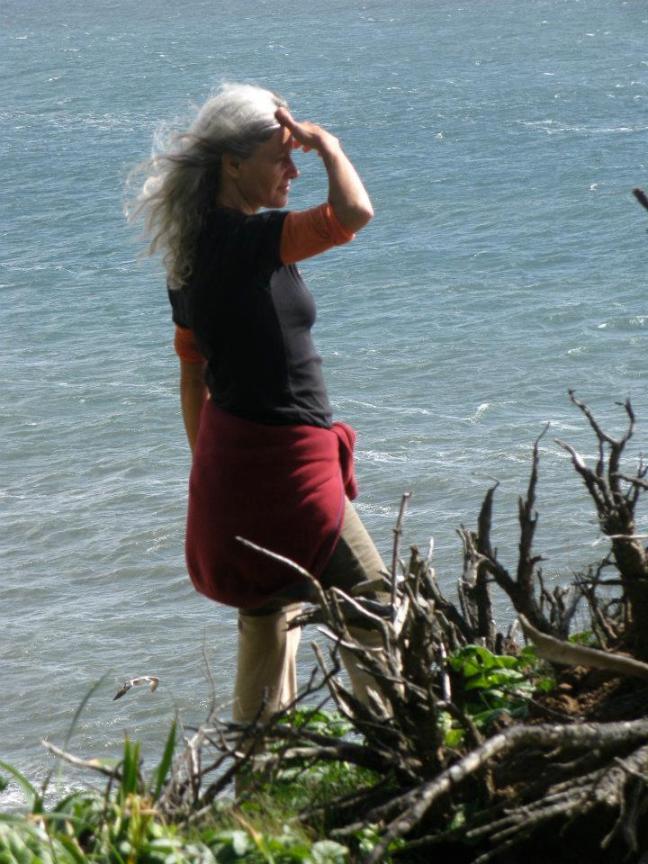 Carola Marashi M.A. Intuition Counselor