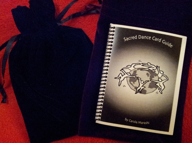 Sacred Dance Tarot Guide:Pouch