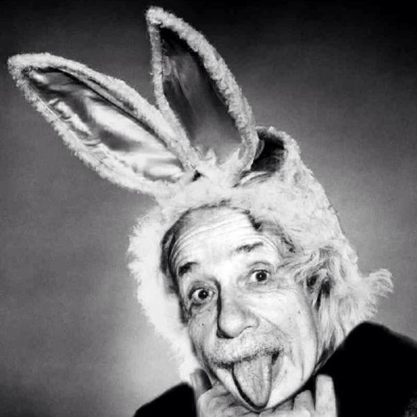 эйнштейн смешные картинки сделав прическу