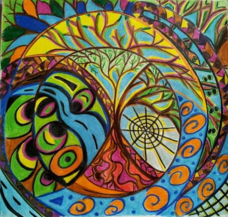 carola marashi original art