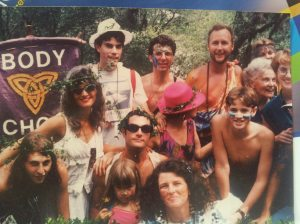 body choir 1995 austin texas