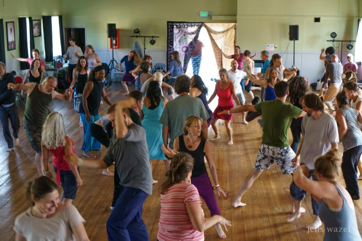 Ecstatic Dance August 2015