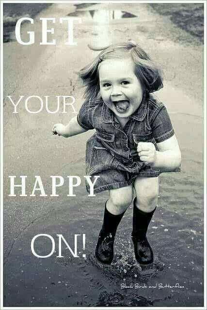 Get Your Happy Dance ON!